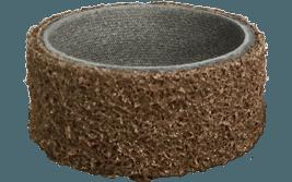 Non Woven Spiral Bands Even Cut Abrasives